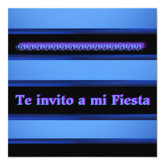 Invito gifts t shirts art posters other gift ideas - Te invito a mi cumpleanos ...