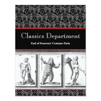 Invitation, Classics, Mythology, Roman Empire Card