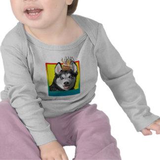 Invitation Cupcake - Siberian Husky T Shirt