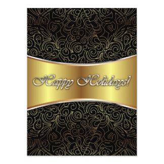 Invitation Happy Holidays