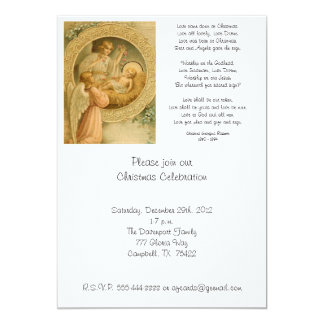 Invitation (Quote): Love Came Down at Christmas