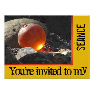 Invitation - Séance