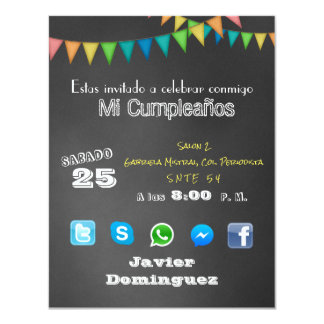 Invitation Social Networks