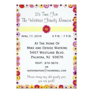 Invitation to a Family Reunion