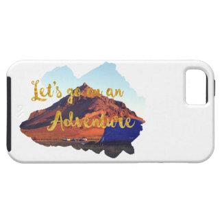 Invitation to adventure iPhone 5 cases