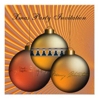 Invitation Xmas Party Christmas Invites