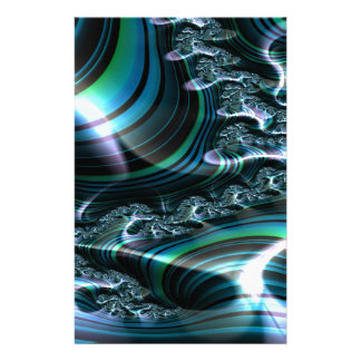 Invitational Perspicuity Fractal 2 Stationery