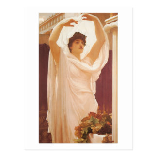 Invocation - Lord Frederick Leighton Postcard
