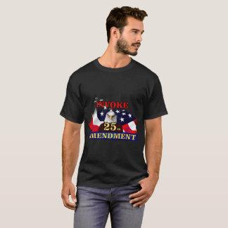 Invoke The 25th Amendment T-Shirt