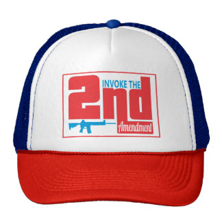 Invoke the 2nd, Trucker Hat