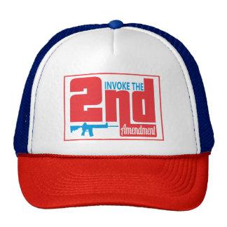 Invoke the 2nd, Trucker Hat