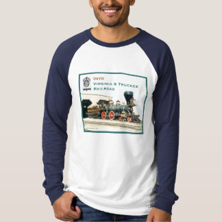Inyo - Virginia and Truckee Railroad t-shirt long
