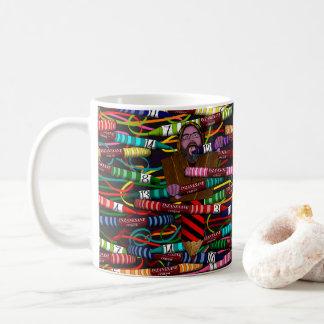 Inzanesane's Crayon Coffee Mug
