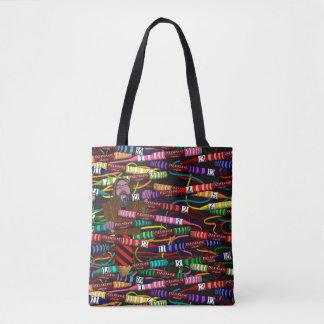 Inzanesane's Crayon Tote Bag