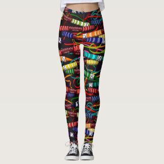 Inzanesane's Crayons Leggings