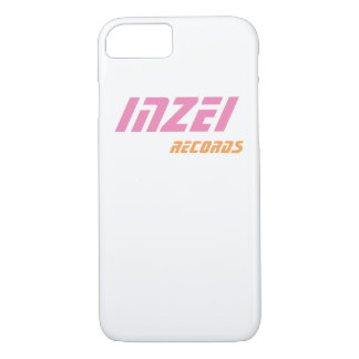 inzei records retro iphone case