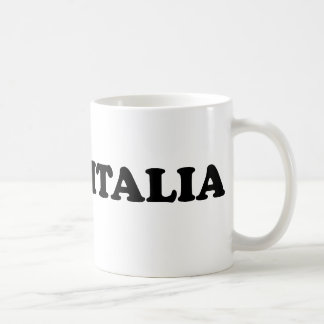 Io Amo Italia Basic White Mug