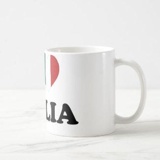 Io Amo Italia Coffee Mugs