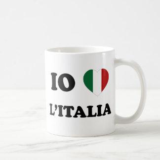 Io Amo Italia Mugs