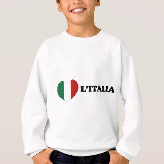 Io Amo Italia Sweatshirt