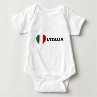 Io Amo Italia T Shirt