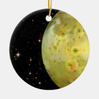 IO CERAMIC ORNAMENT