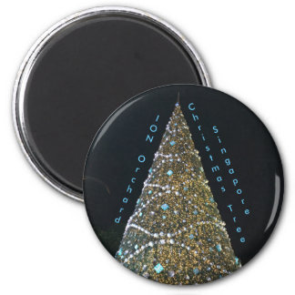 ION Orchard Christmas Tree Magnet