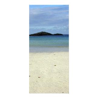 Iona Beach Rack Card Design