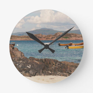 Iona Medium Round Wall Clock