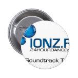 Ionzfmlogo2.jpg Pinback Buttons