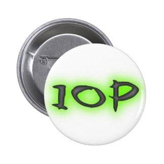 IOP button