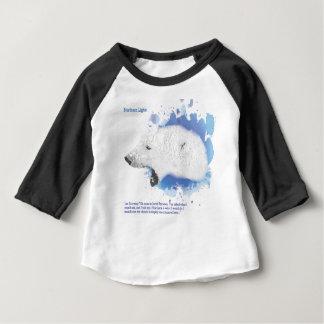 Iorek, Armoured Bear from His Dark Materials Baby T-Shirt