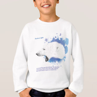 Iorek, Armoured Bear from His Dark Materials Sweatshirt