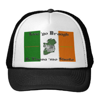 Iosa go Braugh Trucker's Cap Trucker Hat