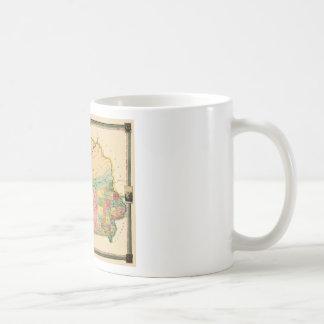 Iowa 1845 coffee mug