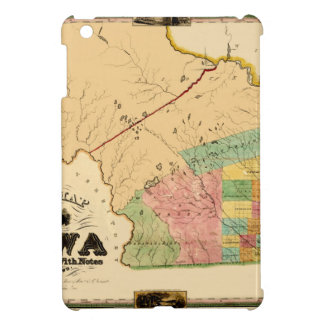 Iowa 1845 cover for the iPad mini