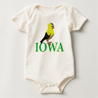 IOWA BABY BODYSUIT