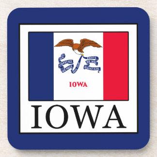Iowa Beverage Coaster