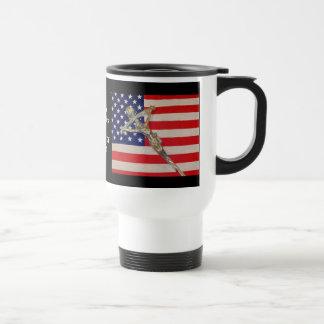 Iowa Catholics for ROMNEY 2012 Travel Mug