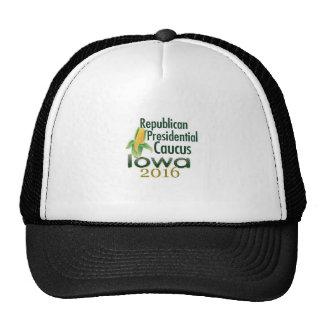 IOWA CAUCUS 2016 CAP
