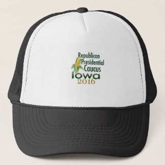 IOWA CAUCUS 2016 TRUCKER HAT