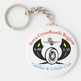 Iowa CrossRoads CLC Key Chain