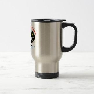Iowa CrossRoads CLC Stainless 15 oz Travel Mug