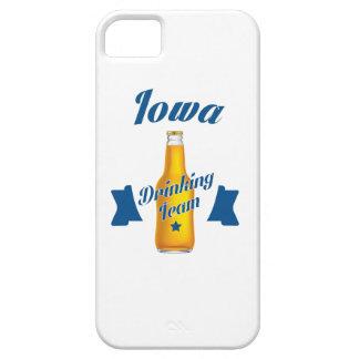 Iowa Drinking team iPhone 5 Cover