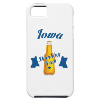 Iowa Drinking team iPhone 5 Cover
