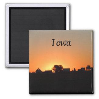 Iowa Farmstead Magnet
