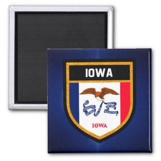 Iowa Flag Magnet