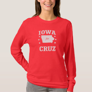 IOWA FOR TED CRUZ T-Shirt