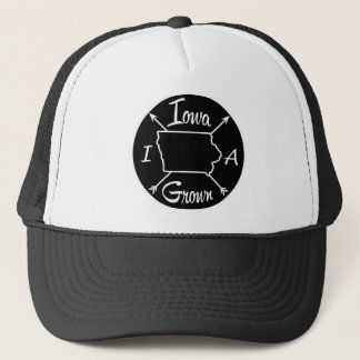 Iowa Grown IA Trucker Hat