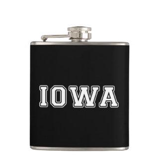 Iowa Hip Flask